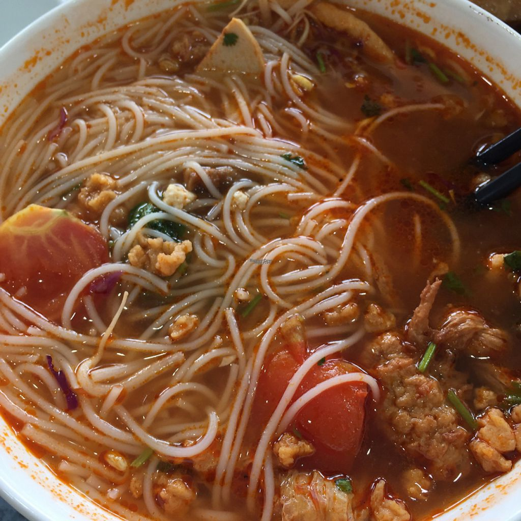"Photo of World Vegan  by <a href=""/members/profile/leonardhall"">leonardhall</a> <br/>tomato vermicelli soup <br/> March 3, 2017  - <a href='/contact/abuse/image/42559/232042'>Report</a>"