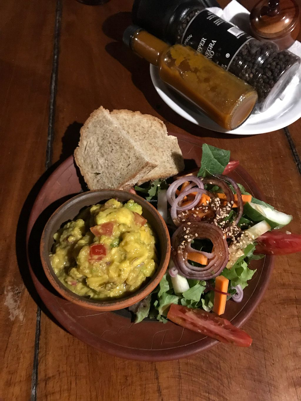 "Photo of Cafe Campestre  by <a href=""/members/profile/IndreArbataityte"">IndreArbataityte</a> <br/>Guacamole  <br/> April 13, 2018  - <a href='/contact/abuse/image/42561/384819'>Report</a>"