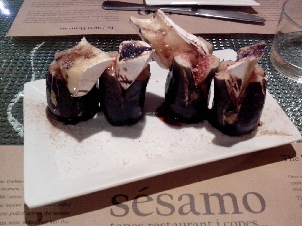Photo of Sesamo  by Papika <br/>Figs with brie <br/> June 21, 2014  - <a href='/contact/abuse/image/4256/72452'>Report</a>