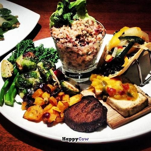 """Photo of Seasons 52  by <a href=""""/members/profile/noHamInTheHam"""">noHamInTheHam</a> <br/>Autumn 2013 Vegan Tasting <br/> October 21, 2013  - <a href='/contact/abuse/image/42571/56989'>Report</a>"""