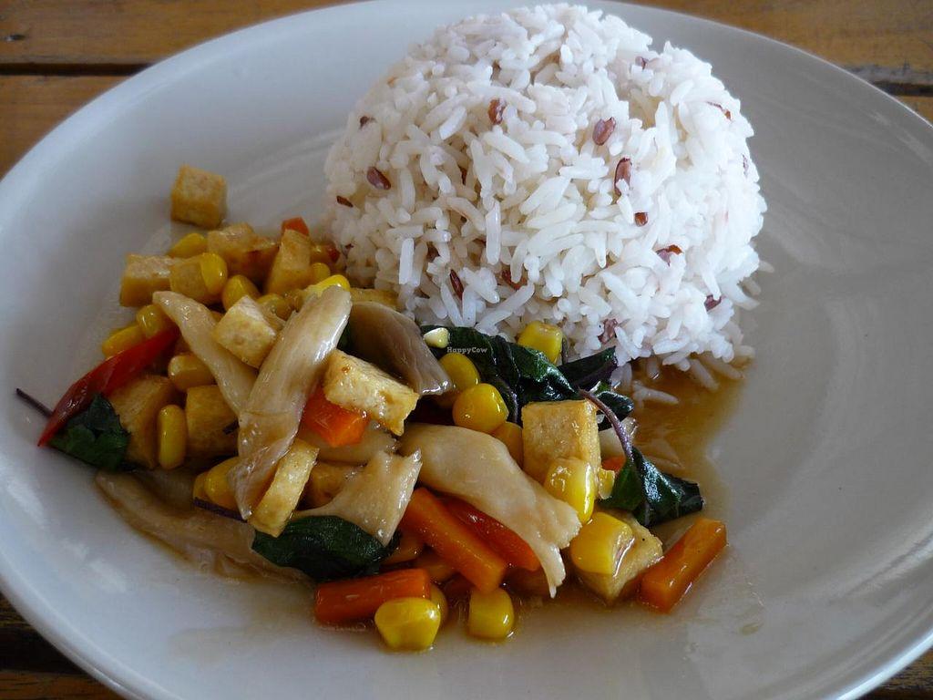 "Photo of CLOSED: Hong Sun - Raum Boon  by <a href=""/members/profile/settekappa"">settekappa</a> <br/>thai vegan street food <br/> February 9, 2014  - <a href='/contact/abuse/image/42578/63975'>Report</a>"