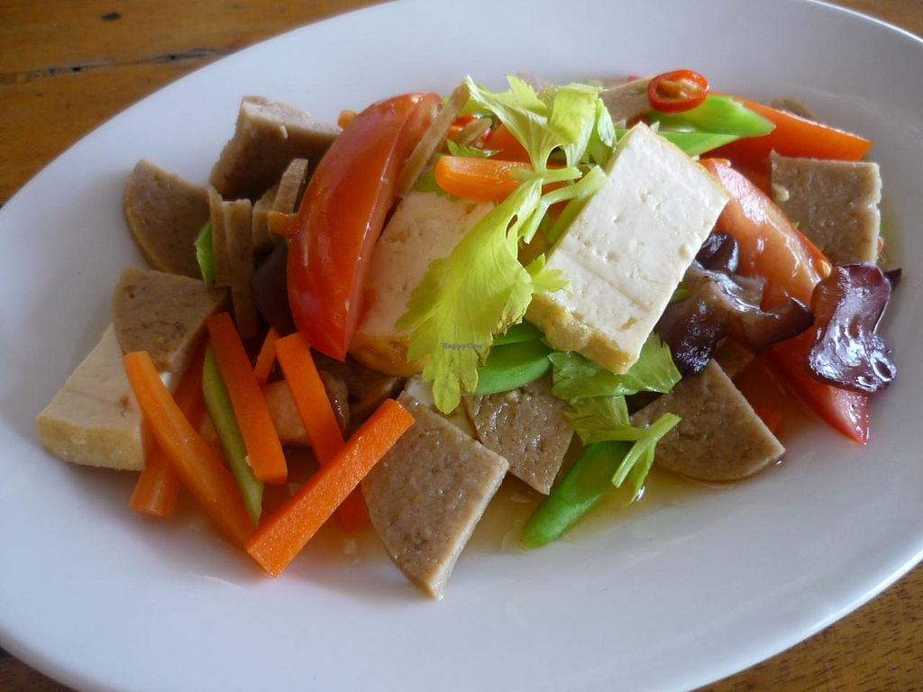 """Photo of CLOSED: Hong Sun - Raum Boon  by <a href=""""/members/profile/settekappa"""">settekappa</a> <br/>soyabeans protein salad <br/> February 9, 2014  - <a href='/contact/abuse/image/42578/63978'>Report</a>"""
