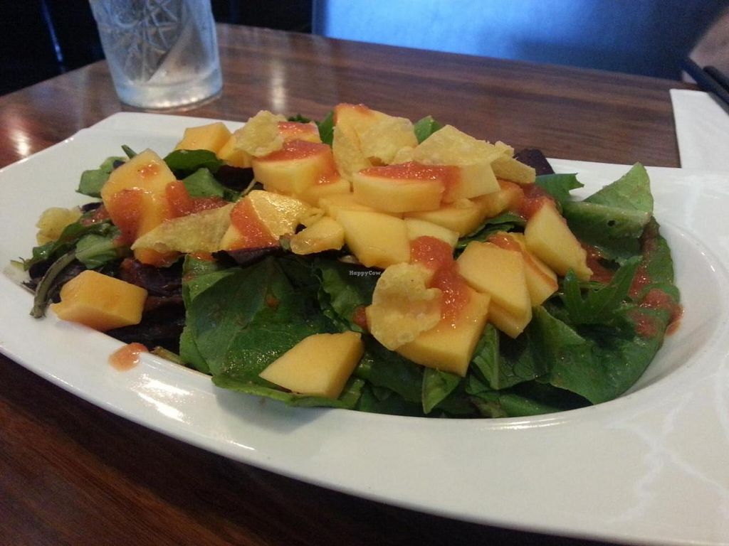 """Photo of CLOSED: Tang's Bistro  by <a href=""""/members/profile/eric"""">eric</a> <br/>Hello house green salad <br/> July 28, 2014  - <a href='/contact/abuse/image/42593/75322'>Report</a>"""