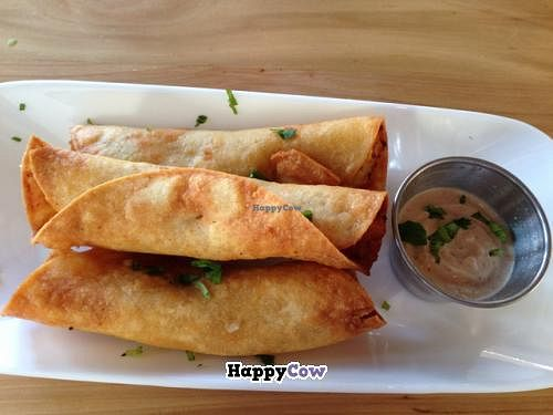 """Photo of Seabirds Kitchen  by <a href=""""/members/profile/Hippiecatlady"""">Hippiecatlady</a> <br/>Potato Taquitos! Yum! <br/> December 17, 2013  - <a href='/contact/abuse/image/42600/60445'>Report</a>"""