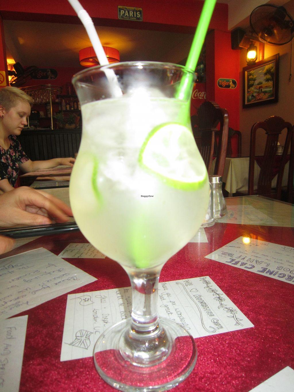 "Photo of Aubergine Cafe  by <a href=""/members/profile/Amanda%20Panda"">Amanda Panda</a> <br/> Refreshing Lemon Juice <br/> September 24, 2015  - <a href='/contact/abuse/image/42628/118945'>Report</a>"