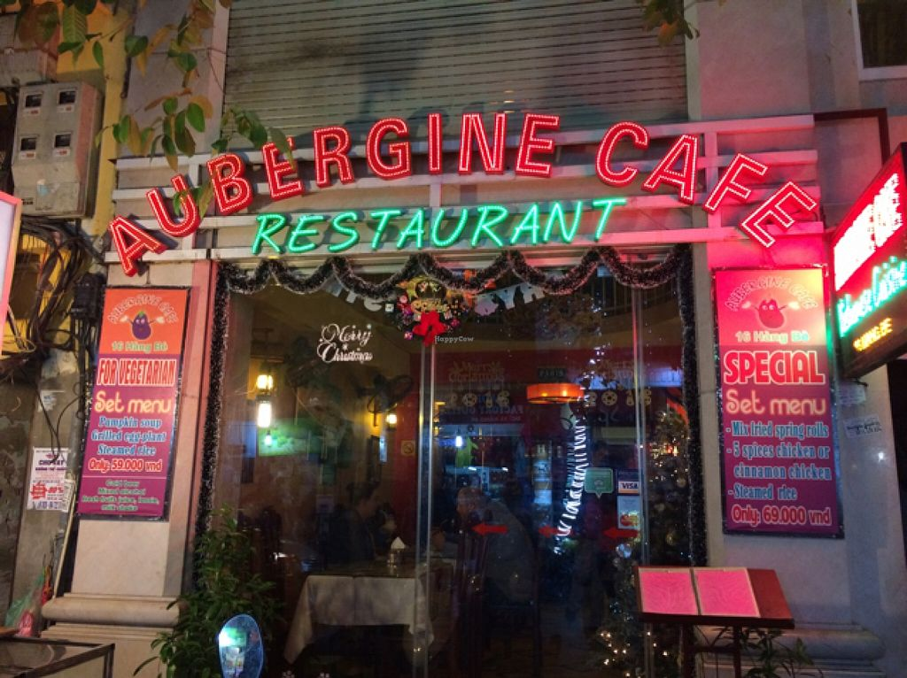 """Photo of Aubergine Cafe  by <a href=""""/members/profile/Siup"""">Siup</a> <br/>restaurant  <br/> December 15, 2015  - <a href='/contact/abuse/image/42628/128555'>Report</a>"""