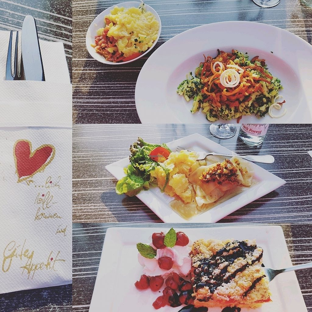"""Photo of Gaja's Welt  by <a href=""""/members/profile/chanty"""">chanty</a> <br/>Bestes schwäbisches Restaurant! <br/> August 23, 2017  - <a href='/contact/abuse/image/42641/296212'>Report</a>"""