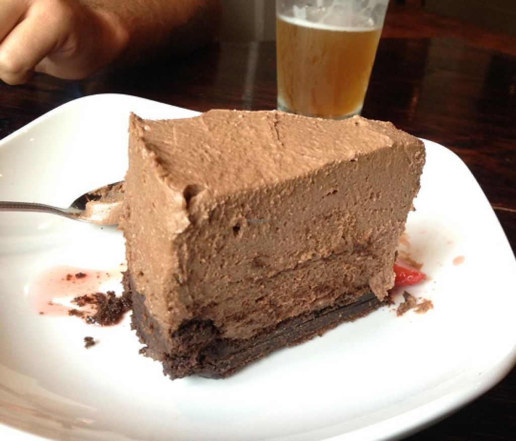 """Photo of Postbellum  by <a href=""""/members/profile/meredith"""">meredith</a> <br/>chocolate mousse cake from Postbellum! <br/> July 23, 2015  - <a href='/contact/abuse/image/42739/232729'>Report</a>"""