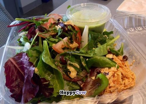"""Photo of Tacos El Cunado - Downtown Market  by <a href=""""/members/profile/DallasMcCulloch"""">DallasMcCulloch</a> <br/>Mexican salad <br/> November 5, 2013  - <a href='/contact/abuse/image/42799/57940'>Report</a>"""