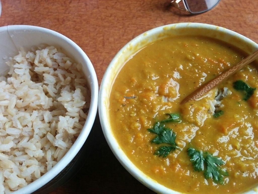 "Photo of Loving Heart Cafe  by <a href=""/members/profile/MizzB"">MizzB</a> <br/>curry with brown rice <br/> April 17, 2017  - <a href='/contact/abuse/image/42807/249480'>Report</a>"