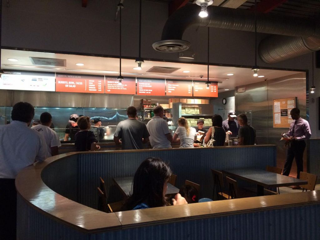 """Photo of Chipotle  by <a href=""""/members/profile/kmilitello"""">kmilitello</a> <br/>inside chipotle <br/> March 3, 2014  - <a href='/contact/abuse/image/42819/65190'>Report</a>"""