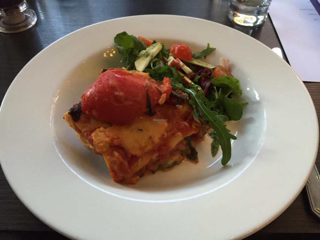 "Photo of Bread Street Brasserie  by <a href=""/members/profile/LesleyS"">LesleyS</a> <br/>lasagna was amazing <br/> May 28, 2015  - <a href='/contact/abuse/image/42822/103743'>Report</a>"