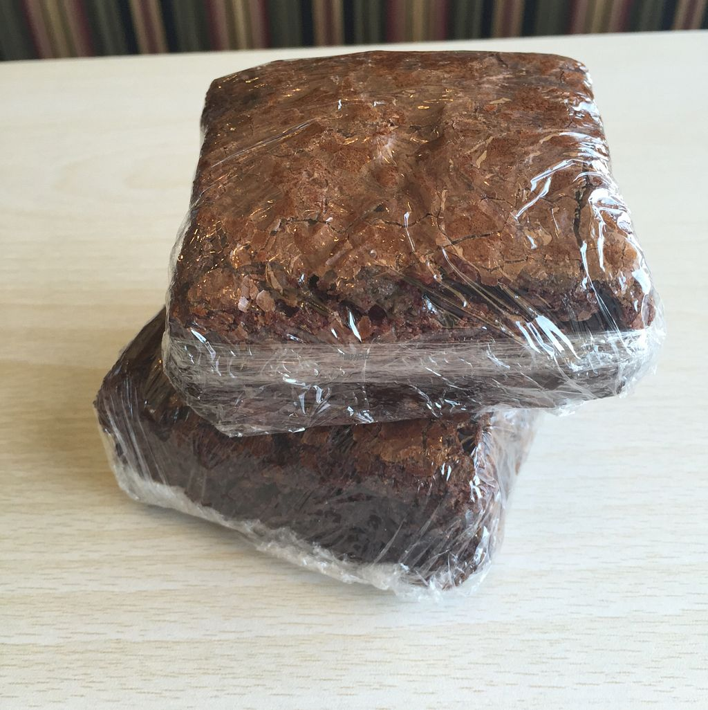 """Photo of High Country Health Foods  by <a href=""""/members/profile/Happyvegetables"""">Happyvegetables</a> <br/>brownies so excellent we had to get two for the road <br/> September 11, 2016  - <a href='/contact/abuse/image/42833/175128'>Report</a>"""