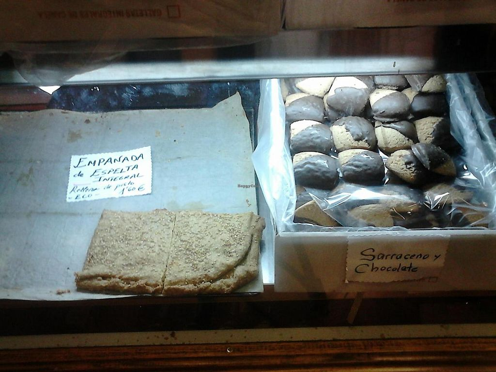 """Photo of EcoEcoShop  by <a href=""""/members/profile/anamart1976"""">anamart1976</a> <br/>Delicious empanada (vegan pastry with vegetables) <br/> March 23, 2015  - <a href='/contact/abuse/image/42861/96645'>Report</a>"""