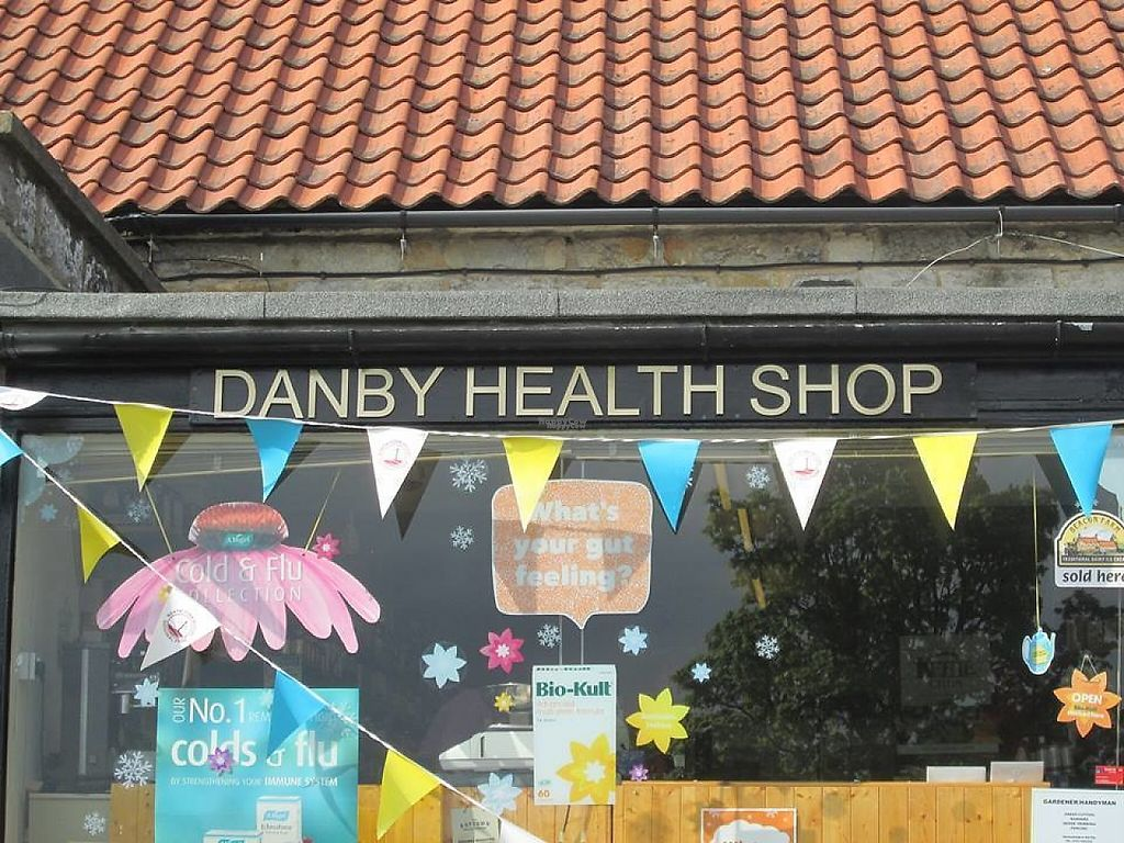 "Photo of Danby Health Shop  by <a href=""/members/profile/community"">community</a> <br/>Danby Health Shop <br/> January 12, 2017  - <a href='/contact/abuse/image/42873/211516'>Report</a>"