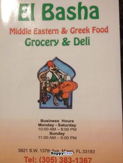"""Photo of El Basha Grocery and Deli  by <a href=""""/members/profile/Patteo37"""">Patteo37</a> <br/>Manu cover <br/> November 7, 2013  - <a href='/contact/abuse/image/42883/58123'>Report</a>"""