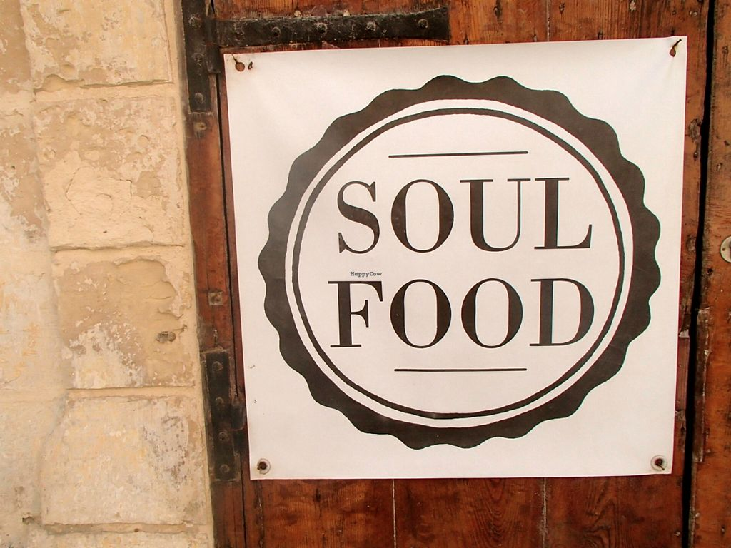 "Photo of Soul Food  by <a href=""/members/profile/skatingtomato"">skatingtomato</a> <br/>Soul Food, Valletta <br/> July 21, 2016  - <a href='/contact/abuse/image/42902/161317'>Report</a>"