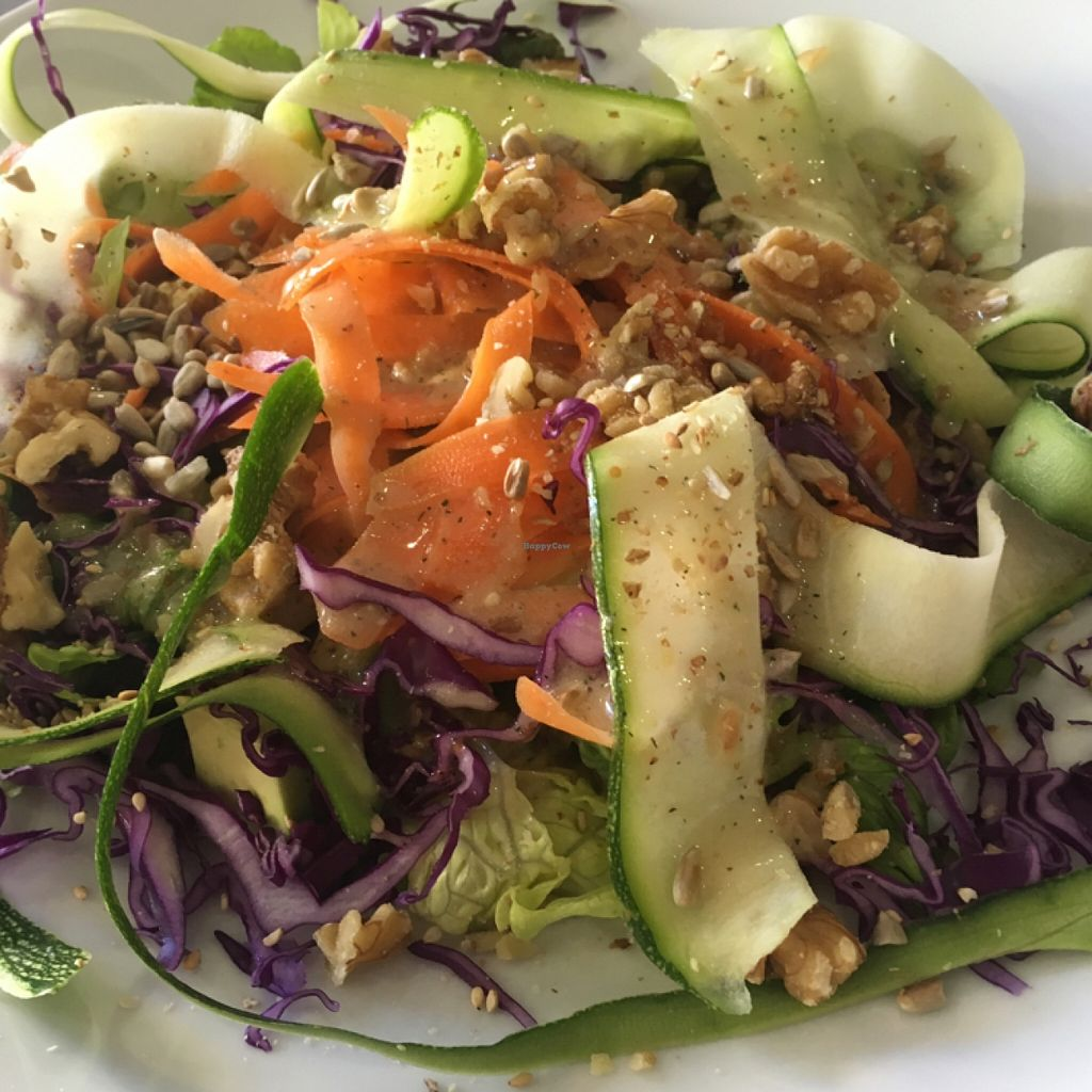 """Photo of Plaer Vegetaria  by <a href=""""/members/profile/PatrickBolk"""">PatrickBolk</a> <br/>awesome salad <br/> April 11, 2016  - <a href='/contact/abuse/image/42932/143869'>Report</a>"""