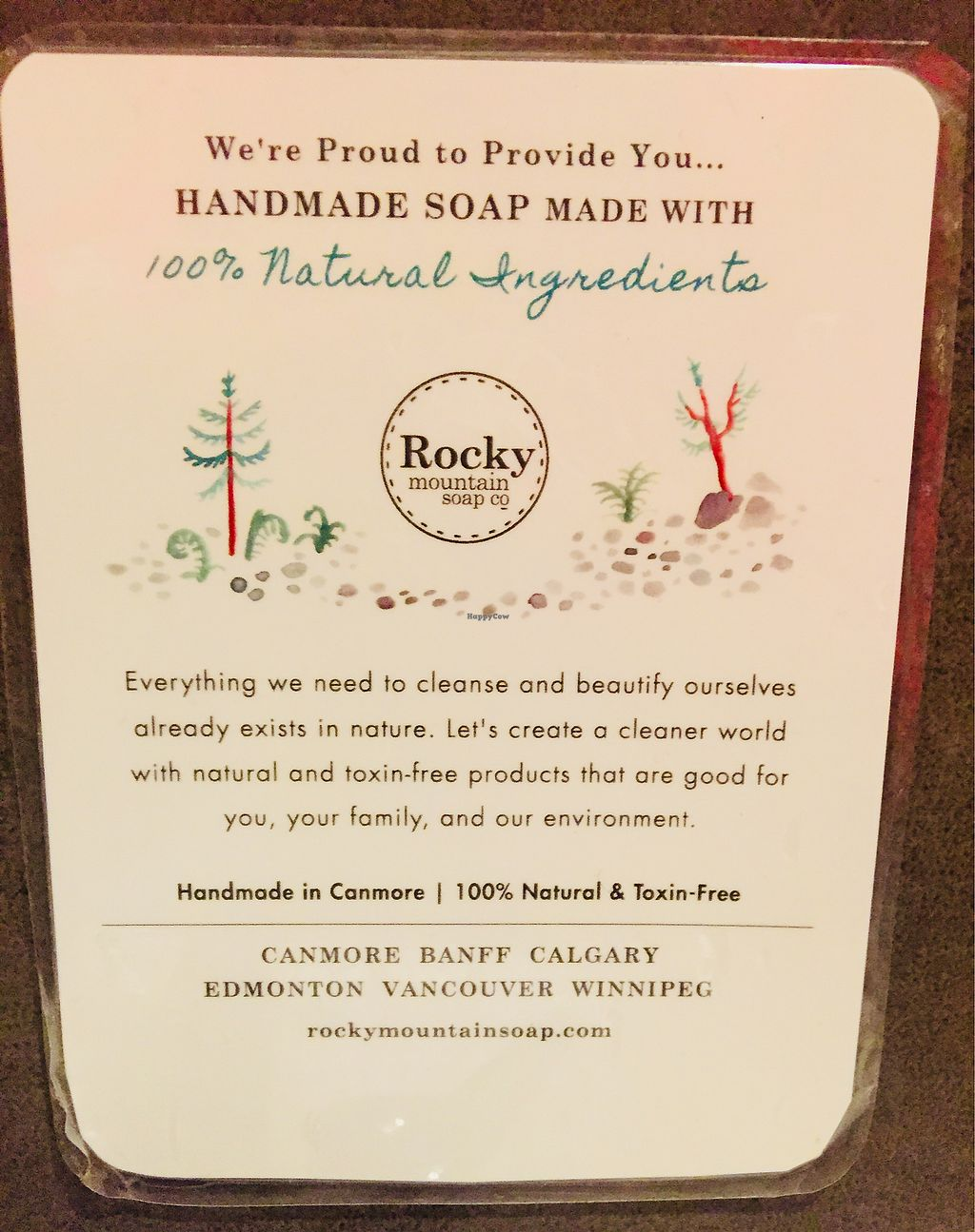 """Photo of Mongolie Grill  by <a href=""""/members/profile/L%C3%A9onieHenry"""">LéonieHenry</a> <br/>Hand made soap with natural ingredients  <br/> April 12, 2018  - <a href='/contact/abuse/image/42936/384633'>Report</a>"""