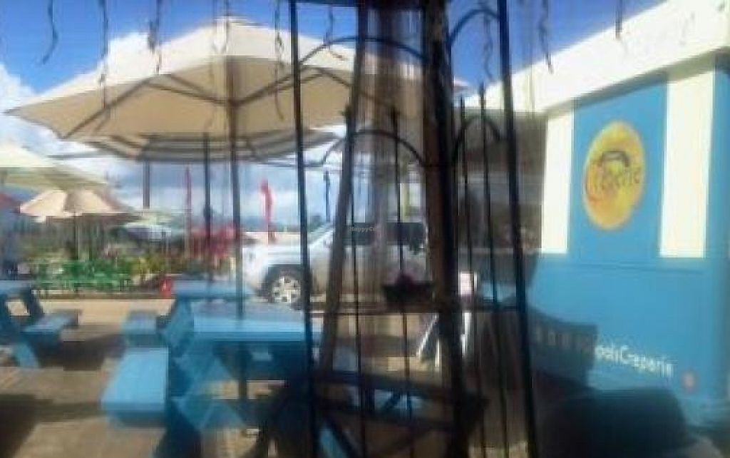 """Photo of CLOSED: Gopal's Creperie - Food Trailer  by <a href=""""/members/profile/FlorenceVincent"""">FlorenceVincent</a> <br/>Panoramic view of the little complex <br/> January 12, 2014  - <a href='/contact/abuse/image/42939/199448'>Report</a>"""