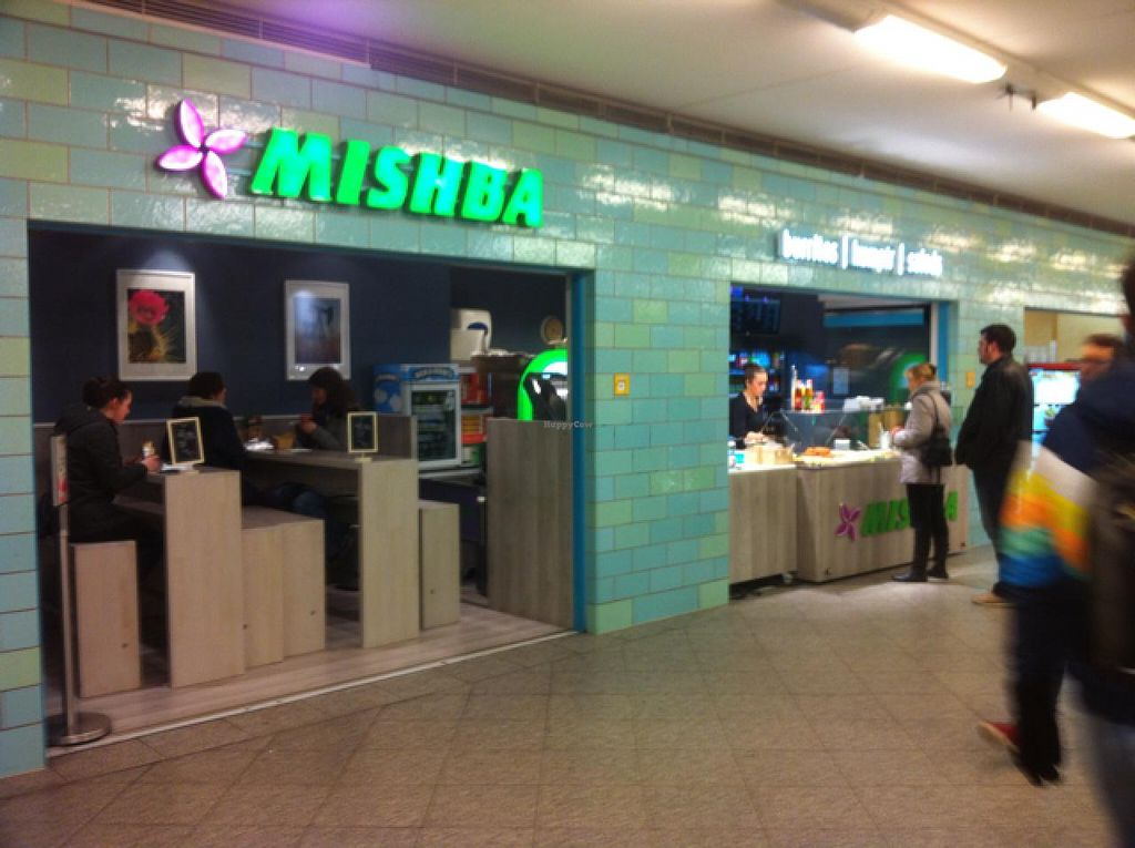 "Photo of Mishba - Alexanderplatz  by <a href=""/members/profile/J-Veg"">J-Veg</a> <br/>it's in the underground tunnel! <br/> February 12, 2014  - <a href='/contact/abuse/image/42941/64217'>Report</a>"