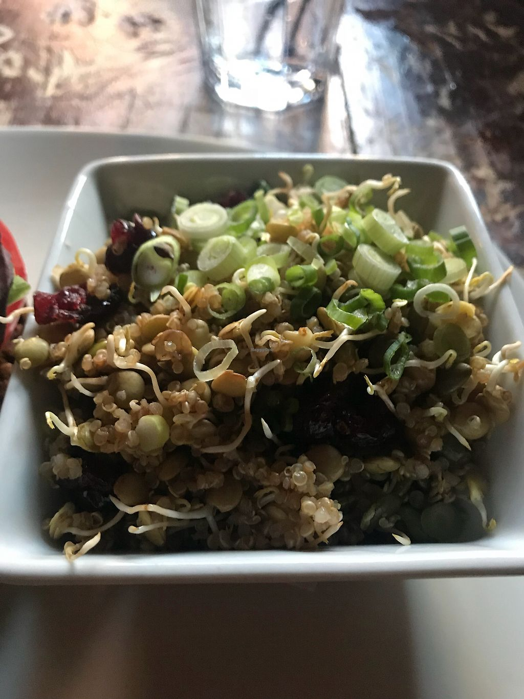 """Photo of Broken City  by <a href=""""/members/profile/AdrianLondon"""">AdrianLondon</a> <br/>Quinoa Lentil Salad <br/> November 5, 2017  - <a href='/contact/abuse/image/42957/322350'>Report</a>"""