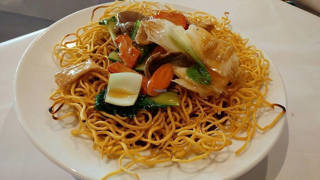 """Photo of Vegie Bowl  by <a href=""""/members/profile/verbosity"""">verbosity</a> <br/>Combination Crispy Noodles <br/> March 4, 2017  - <a href='/contact/abuse/image/43017/232623'>Report</a>"""