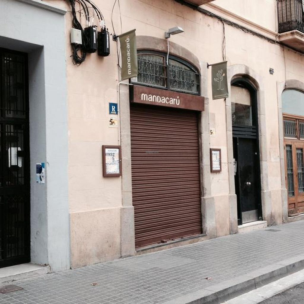 """Photo of CLOSED: Cafe Mandacaru  by <a href=""""/members/profile/hack_man"""">hack_man</a> <br/>outside before opening time  <br/> December 2, 2014  - <a href='/contact/abuse/image/43019/87049'>Report</a>"""