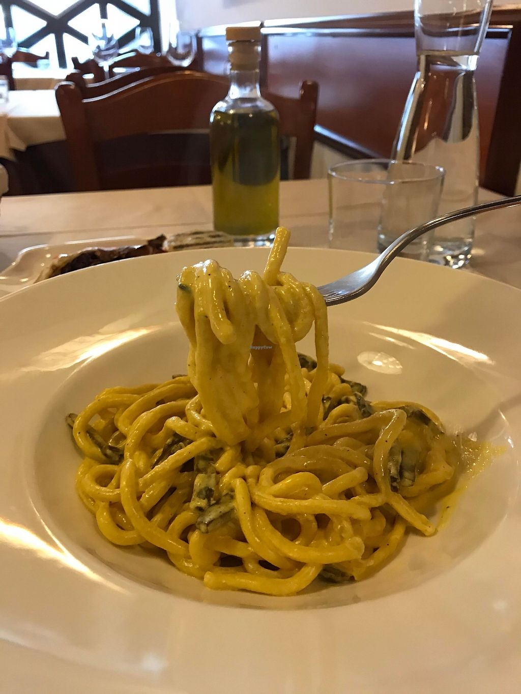 "Photo of La Lanterna  by <a href=""/members/profile/KorneliaSochanova"">KorneliaSochanova</a> <br/>spaghetti carbonara <br/> February 11, 2018  - <a href='/contact/abuse/image/43047/357797'>Report</a>"