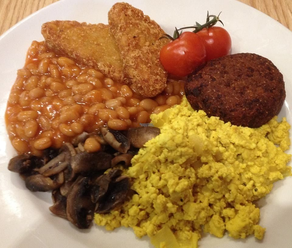"""Photo of The Health Warehouse Cafe  by <a href=""""/members/profile/Meaks"""">Meaks</a> <br/>Vegan Brunch <br/> October 8, 2016  - <a href='/contact/abuse/image/43116/180733'>Report</a>"""