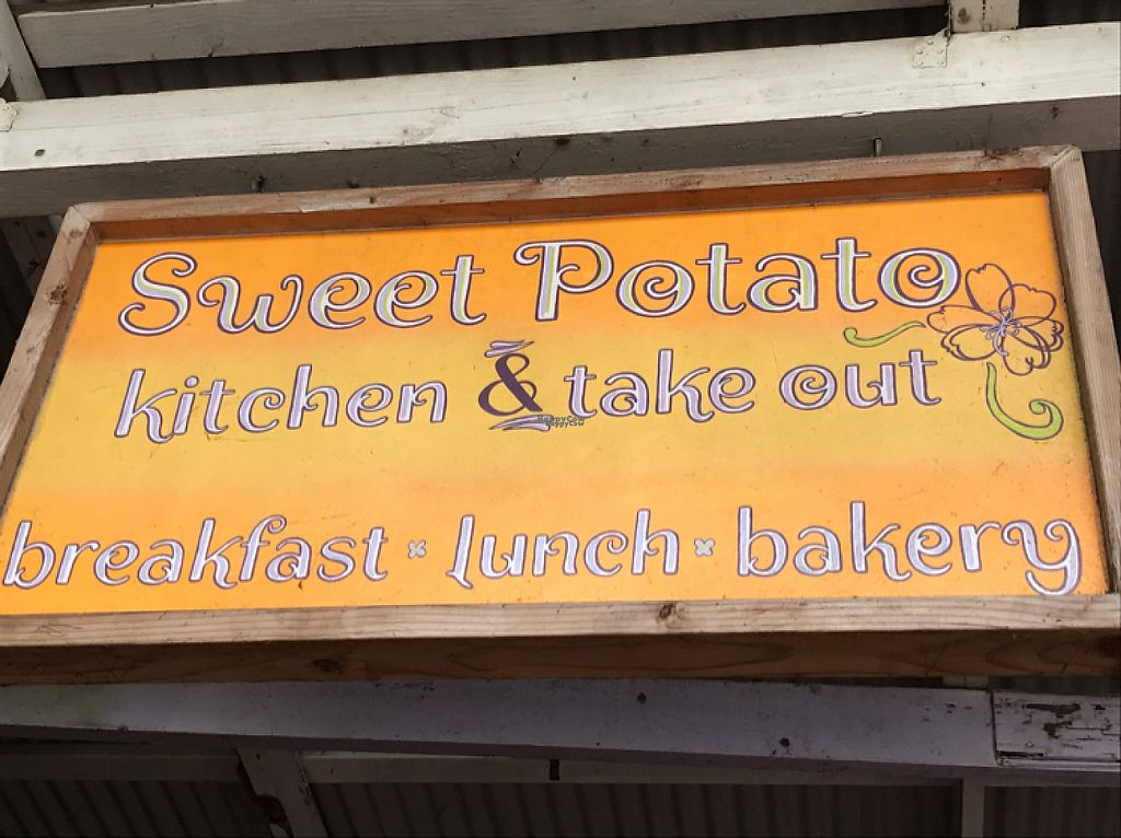 """Photo of Sweet Potato Kitchen  by <a href=""""/members/profile/Sarah%20P"""">Sarah P</a> <br/>entryway <br/> December 29, 2016  - <a href='/contact/abuse/image/43127/206024'>Report</a>"""