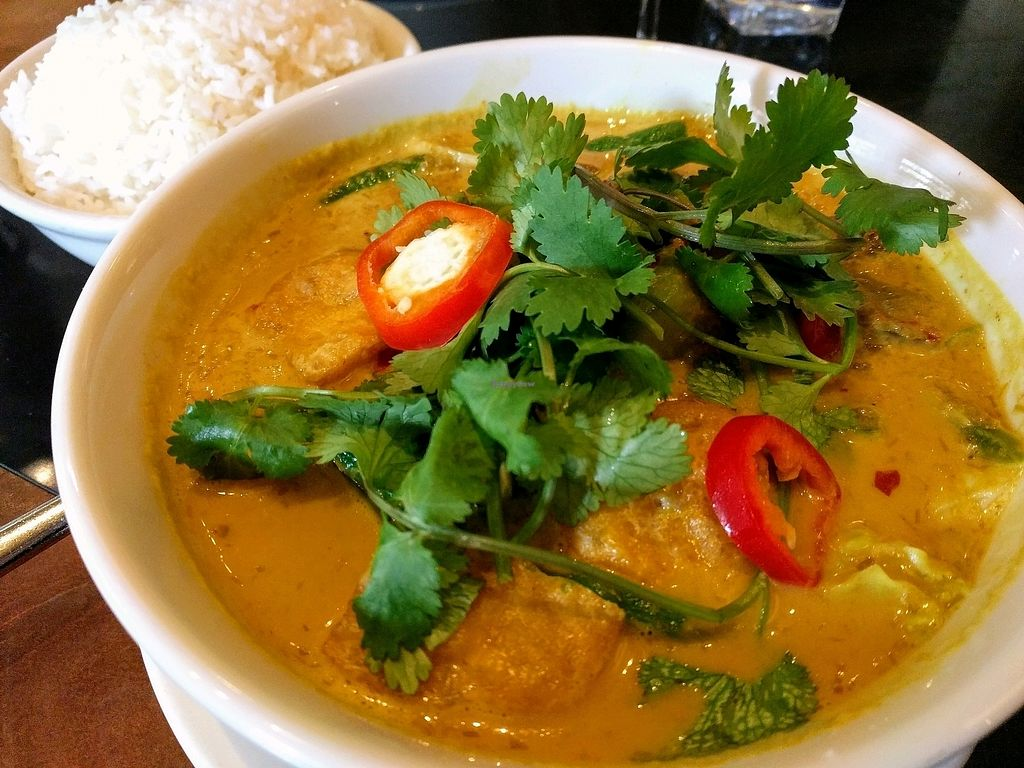 """Photo of Wild Ginger  by <a href=""""/members/profile/The%20Hungry%20Vegan"""">The Hungry Vegan</a> <br/>sayur lodeh <br/> December 2, 2017  - <a href='/contact/abuse/image/43136/331324'>Report</a>"""