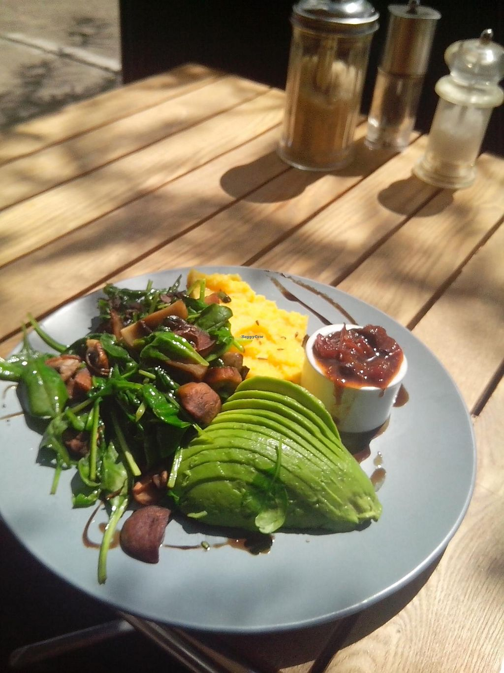 """Photo of CLOSED: Jazz Apple Kitchen  by <a href=""""/members/profile/nerida"""">nerida</a> <br/>Vegan breakfast <br/> March 9, 2014  - <a href='/contact/abuse/image/43232/65603'>Report</a>"""