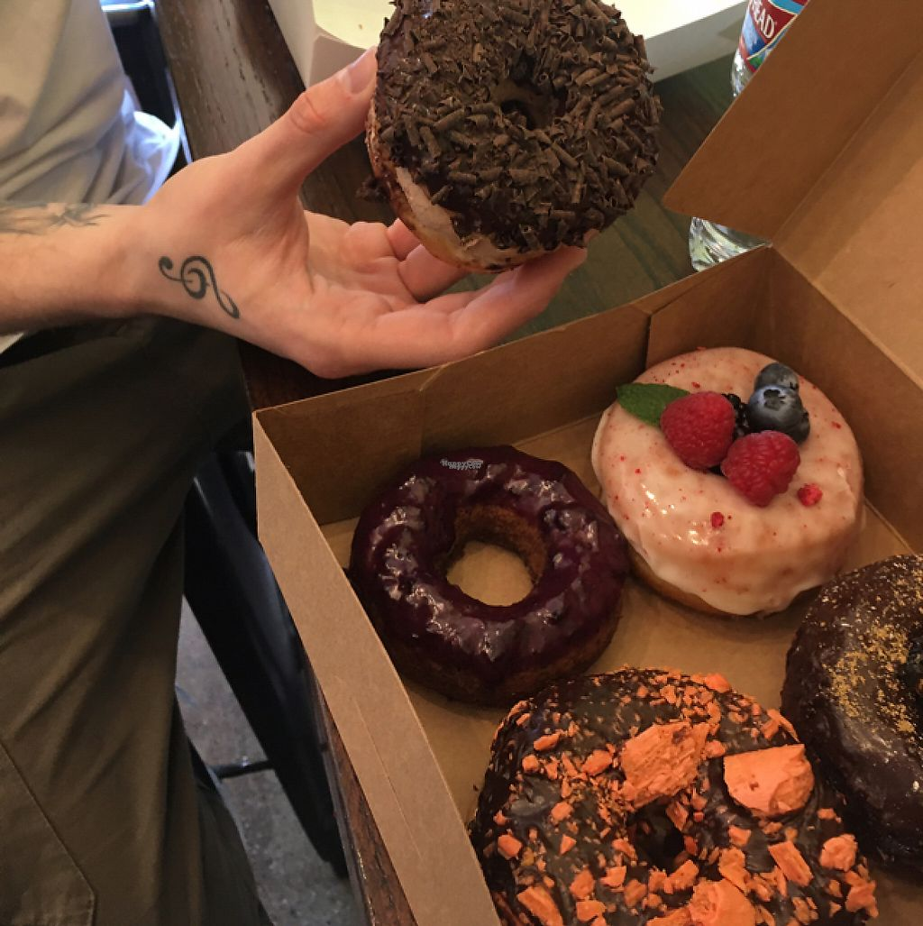 """Photo of Donut Friend  by <a href=""""/members/profile/Misanthropia"""">Misanthropia</a> <br/>Donut paradise! <br/> February 4, 2017  - <a href='/contact/abuse/image/43258/221895'>Report</a>"""