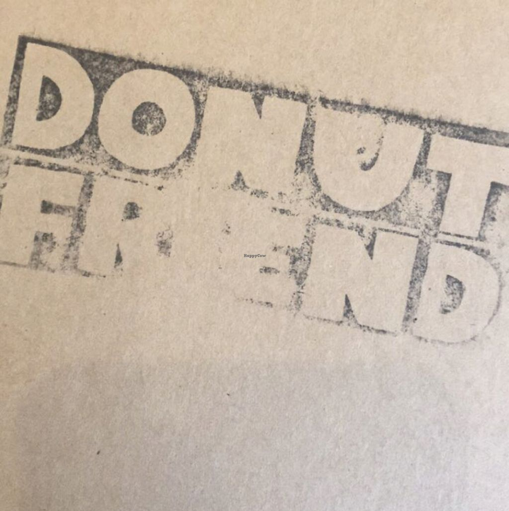 """Photo of Donut Friend  by <a href=""""/members/profile/Stoned.Vegan"""">Stoned.Vegan</a> <br/>Donut Friend <br/> May 31, 2017  - <a href='/contact/abuse/image/43258/264518'>Report</a>"""