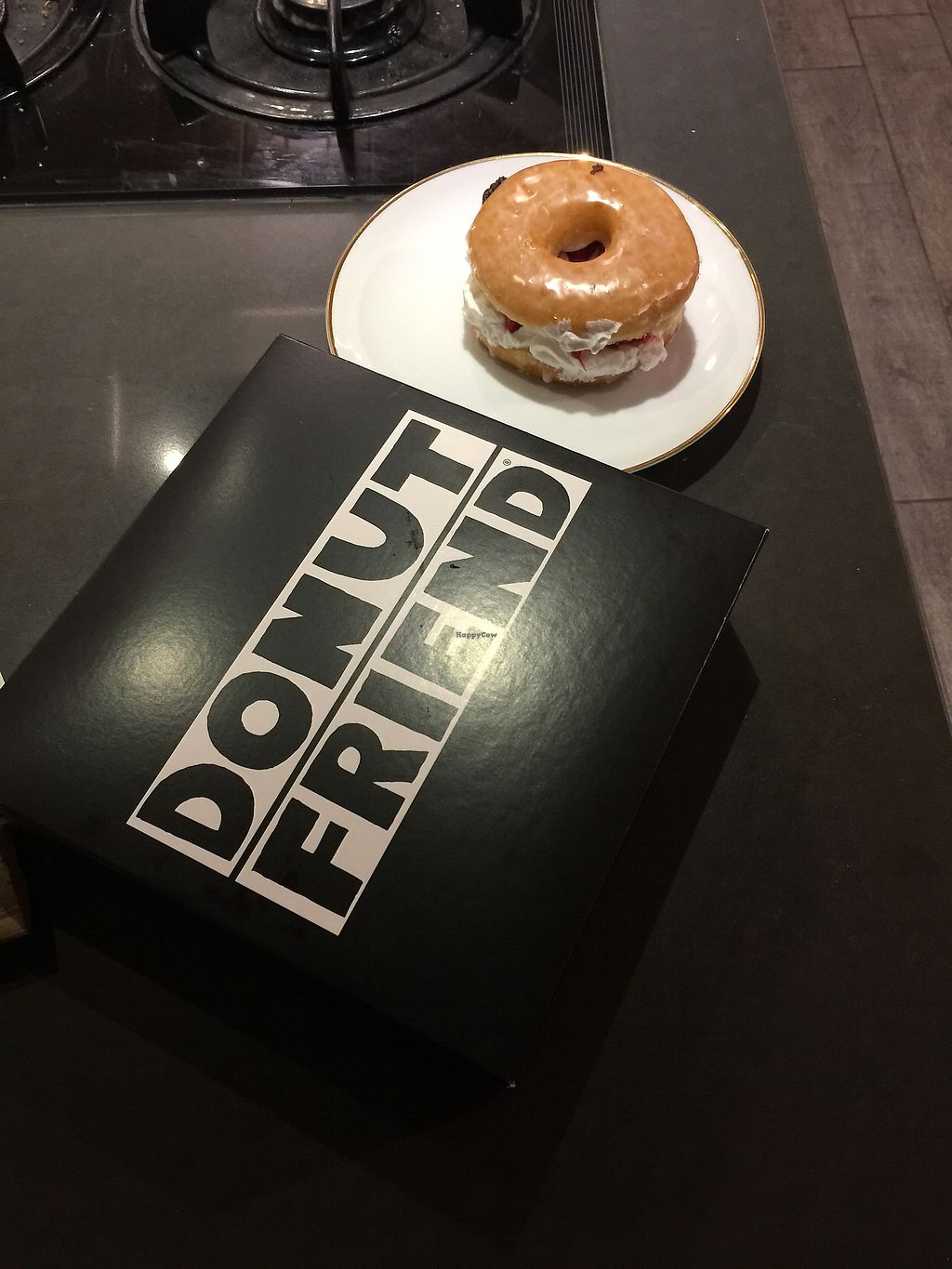 """Photo of Donut Friend  by <a href=""""/members/profile/R12345"""">R12345</a> <br/>To-go box of donuts! <br/> January 27, 2018  - <a href='/contact/abuse/image/43258/351309'>Report</a>"""