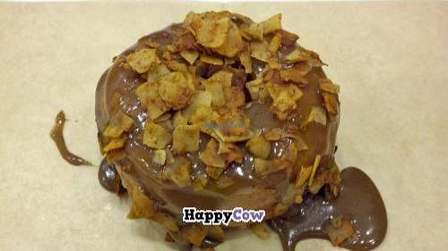 """Photo of Donut Friend  by <a href=""""/members/profile/ParkerPixie"""">ParkerPixie</a> <br/>Vegan Bacon 182 with coconut bacon <br/> November 30, 2013  - <a href='/contact/abuse/image/43258/59539'>Report</a>"""