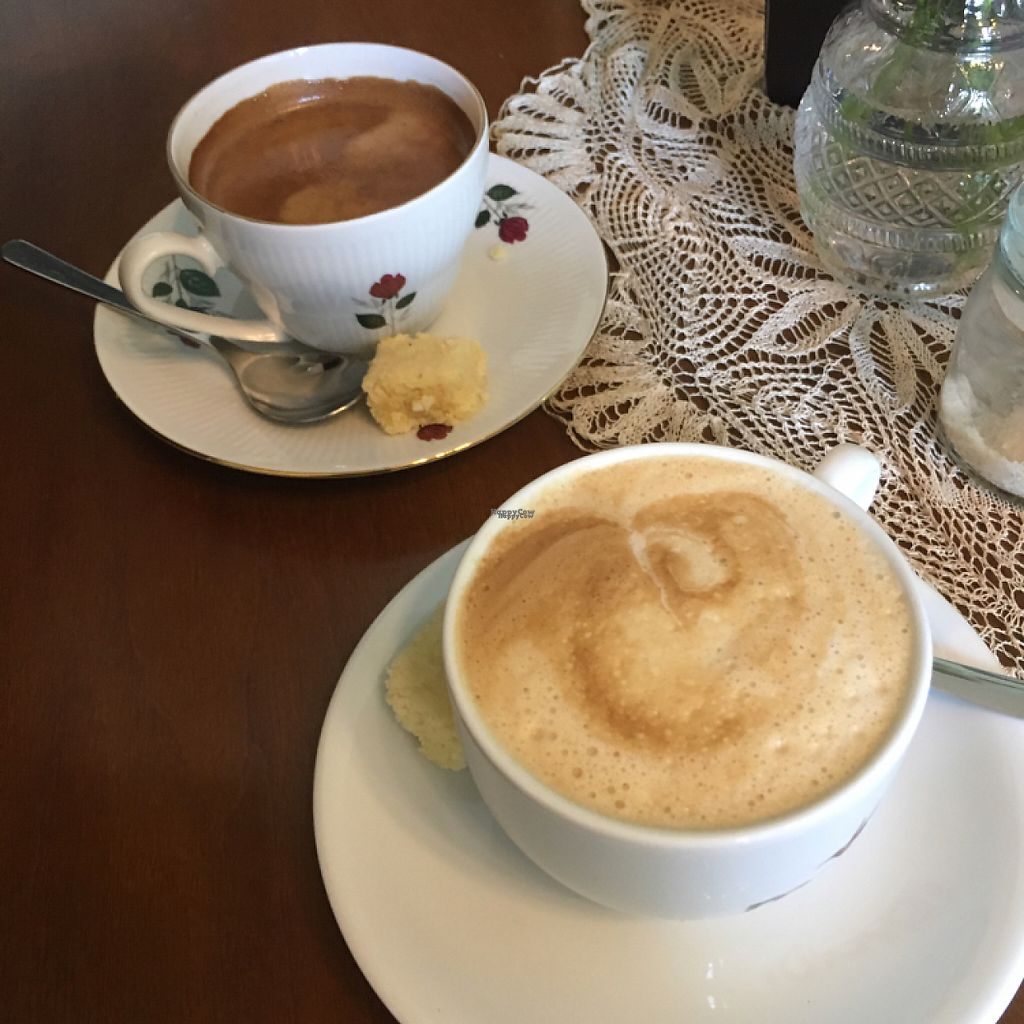 """Photo of Cafe Hibiskus  by <a href=""""/members/profile/Lenchen"""">Lenchen</a> <br/>coffee with cashew milk  <br/> February 10, 2017  - <a href='/contact/abuse/image/43348/224960'>Report</a>"""