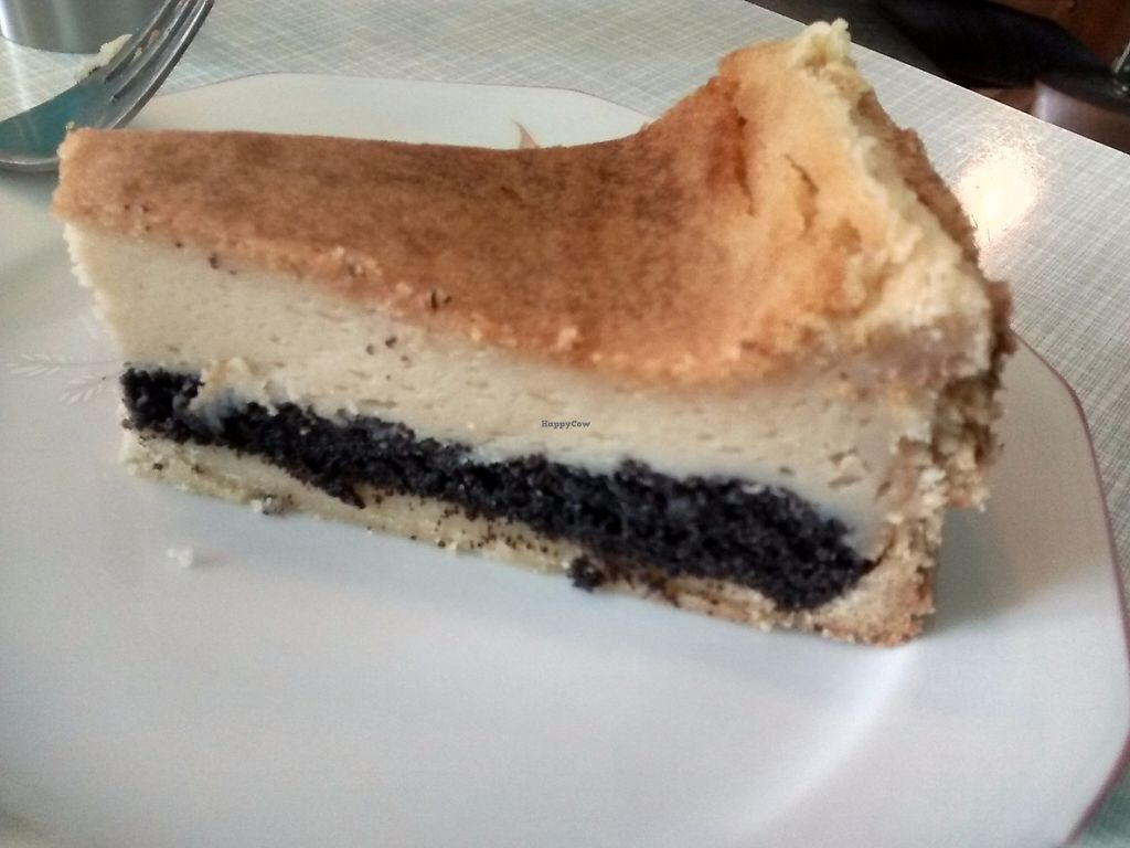 """Photo of Cafe Hibiskus  by <a href=""""/members/profile/Tangomango"""">Tangomango</a> <br/>Cheese cake. Very good <br/> May 23, 2017  - <a href='/contact/abuse/image/43348/261693'>Report</a>"""