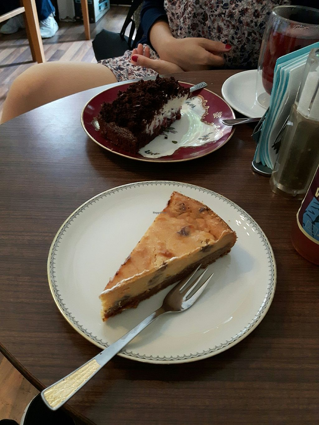 """Photo of Cafe Hibiskus  by <a href=""""/members/profile/MichailK"""">MichailK</a> <br/>Some cake <br/> August 8, 2017  - <a href='/contact/abuse/image/43348/290506'>Report</a>"""