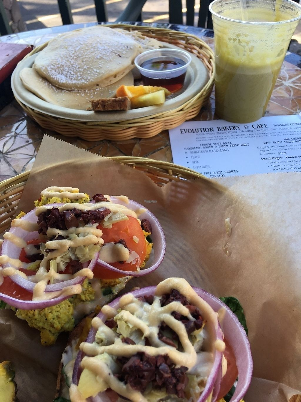 """Photo of Evolution Bakery and Cafe  by <a href=""""/members/profile/myra975"""">myra975</a> <br/>The Athena / Pancakes <br/> March 7, 2017  - <a href='/contact/abuse/image/43352/233877'>Report</a>"""