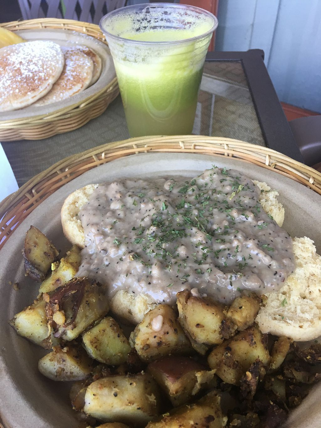 """Photo of Evolution Bakery and Cafe  by <a href=""""/members/profile/myra975"""">myra975</a> <br/>Biscuits & Gravy <br/> March 14, 2017  - <a href='/contact/abuse/image/43352/236491'>Report</a>"""