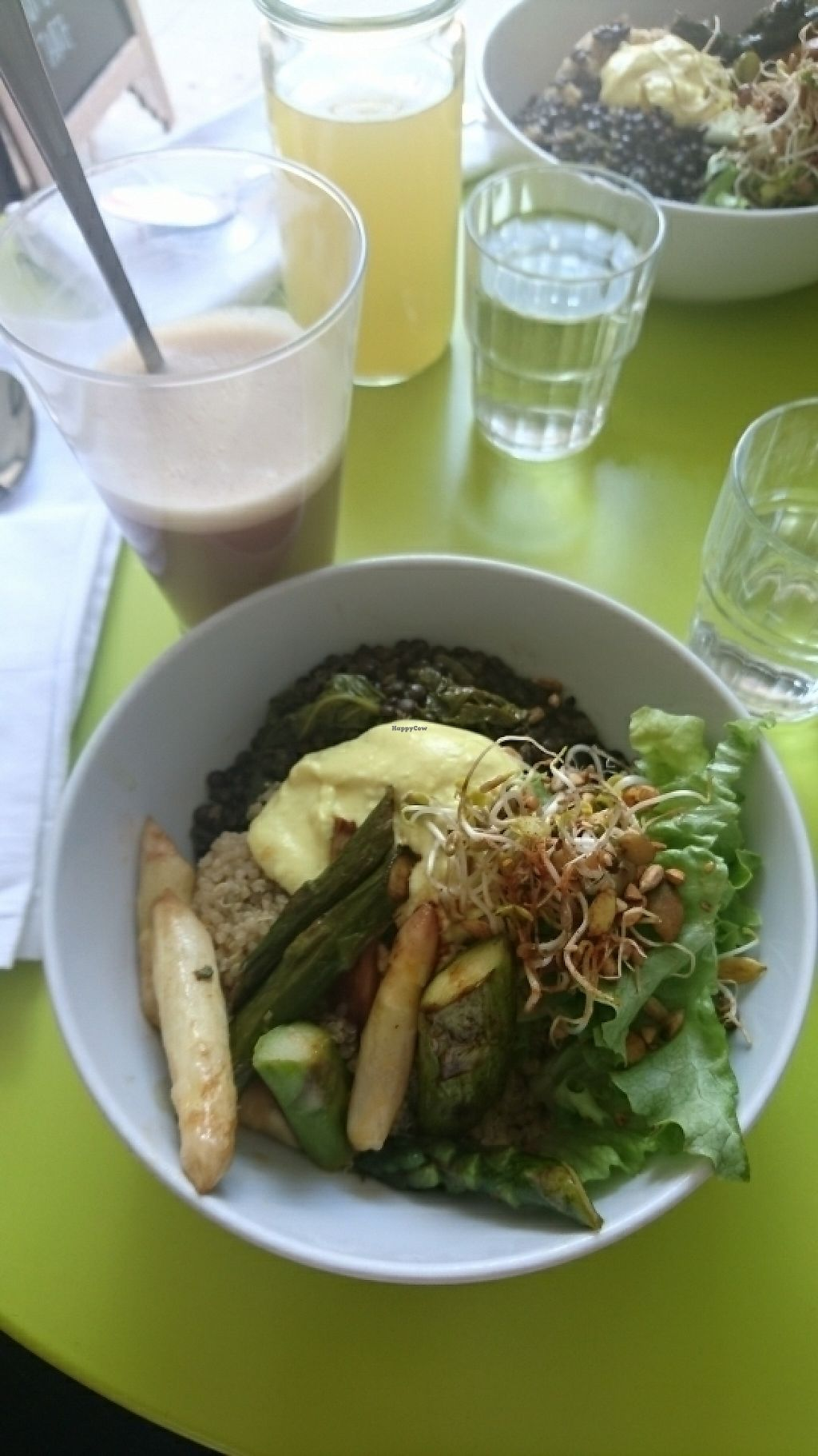 """Photo of Taracafe  by <a href=""""/members/profile/FlatEric"""">FlatEric</a> <br/>Spargel Bowl <br/> May 27, 2017  - <a href='/contact/abuse/image/43386/262943'>Report</a>"""