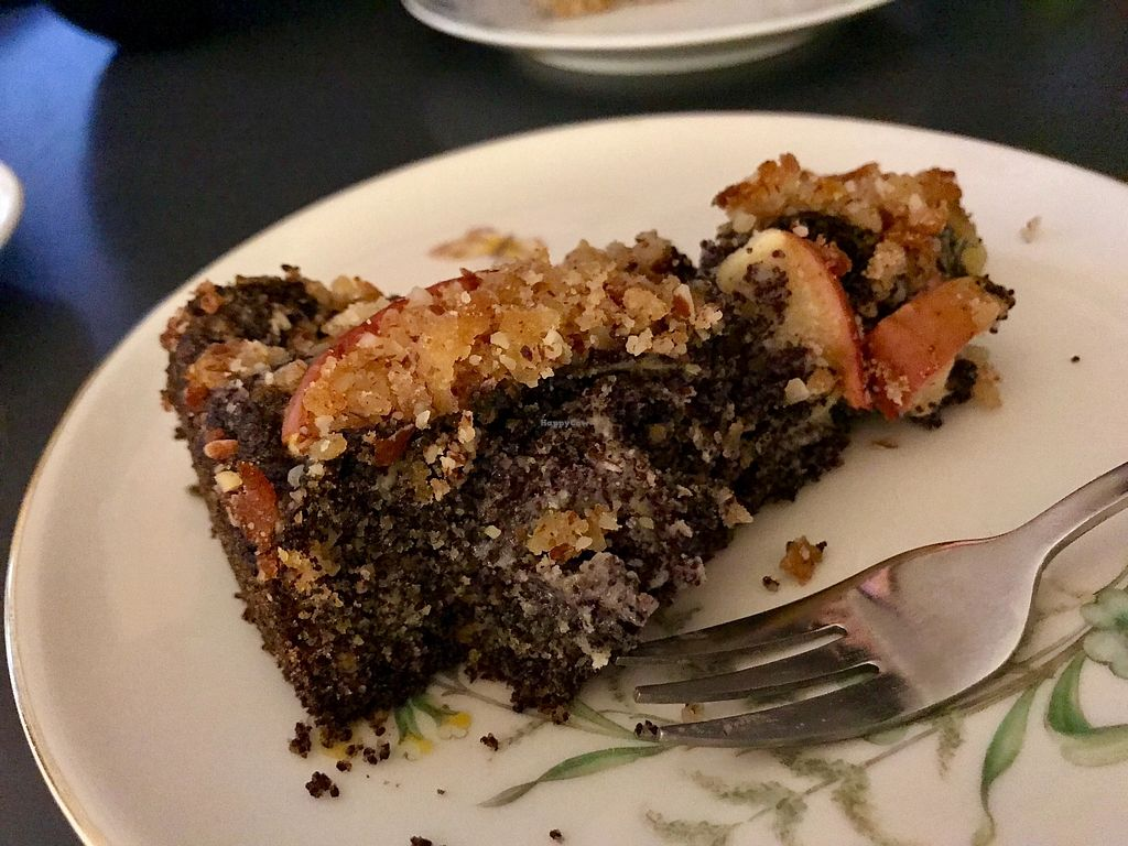 """Photo of Taracafe  by <a href=""""/members/profile/marky_mark"""">marky_mark</a> <br/>poppy seed crumble <br/> November 21, 2017  - <a href='/contact/abuse/image/43386/327907'>Report</a>"""
