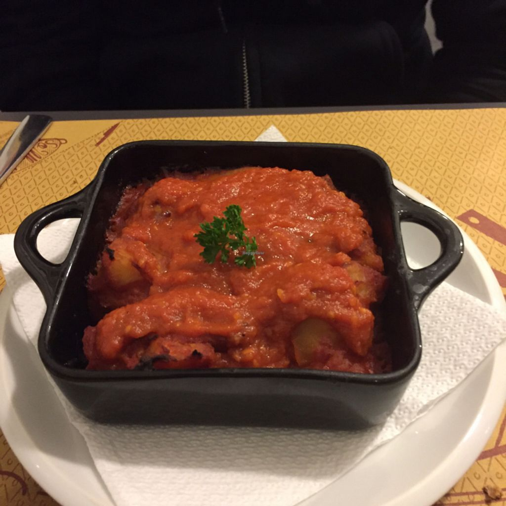 "Photo of So What Ristorante Vegan  by <a href=""/members/profile/ToastedAlmond"">ToastedAlmond</a> <br/>tasty stuffed shells <br/> July 21, 2016  - <a href='/contact/abuse/image/43434/161367'>Report</a>"