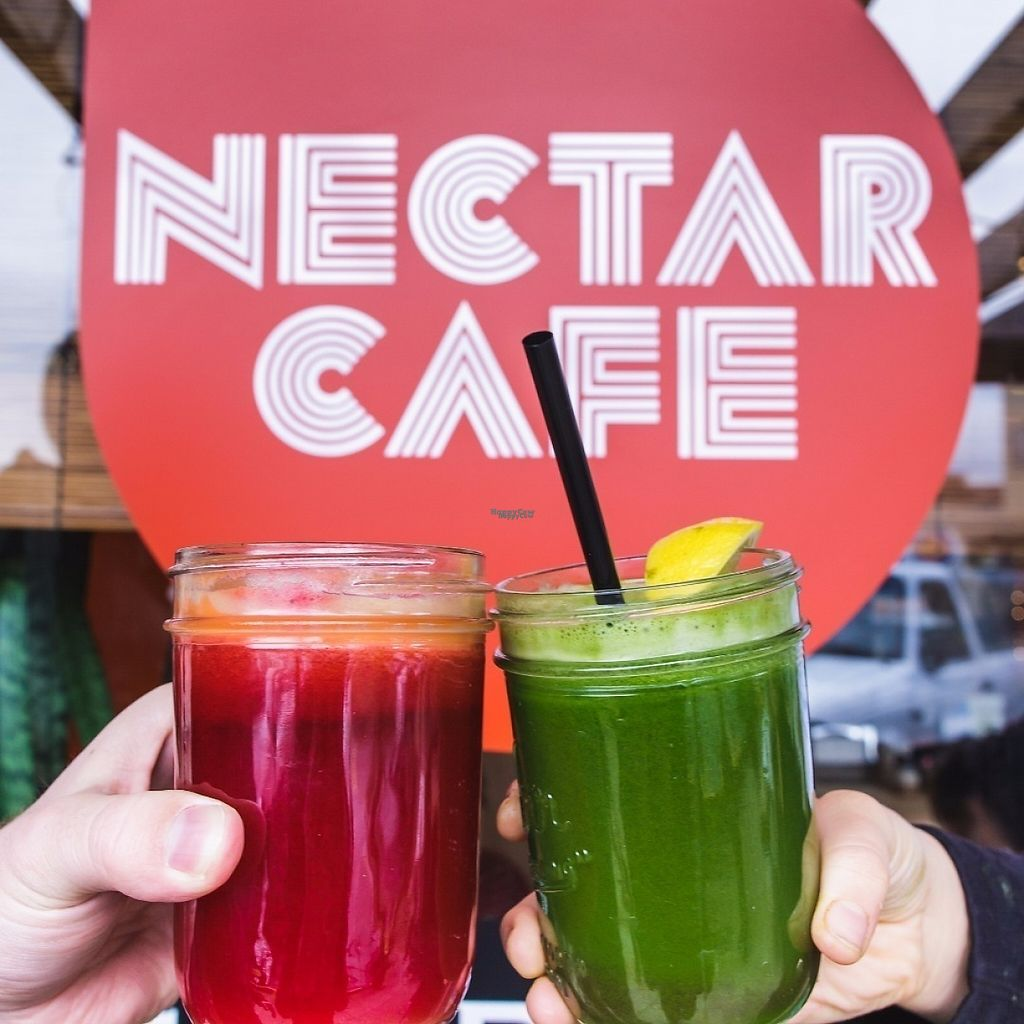 "Photo of Nectar Cafe  by <a href=""/members/profile/NStille"">NStille</a> <br/>Fresh Juice! <br/> December 17, 2016  - <a href='/contact/abuse/image/43466/202062'>Report</a>"