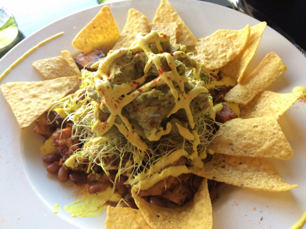 """Photo of Whyld Ass Coffee Shop  by <a href=""""/members/profile/Pearlpeachy"""">Pearlpeachy</a> <br/>breakfast scramble: beans, sweet potatoes, sprouts, guacamole and cashew cream. Simple but incredibly delicious! <br/> April 15, 2017  - <a href='/contact/abuse/image/43474/248489'>Report</a>"""