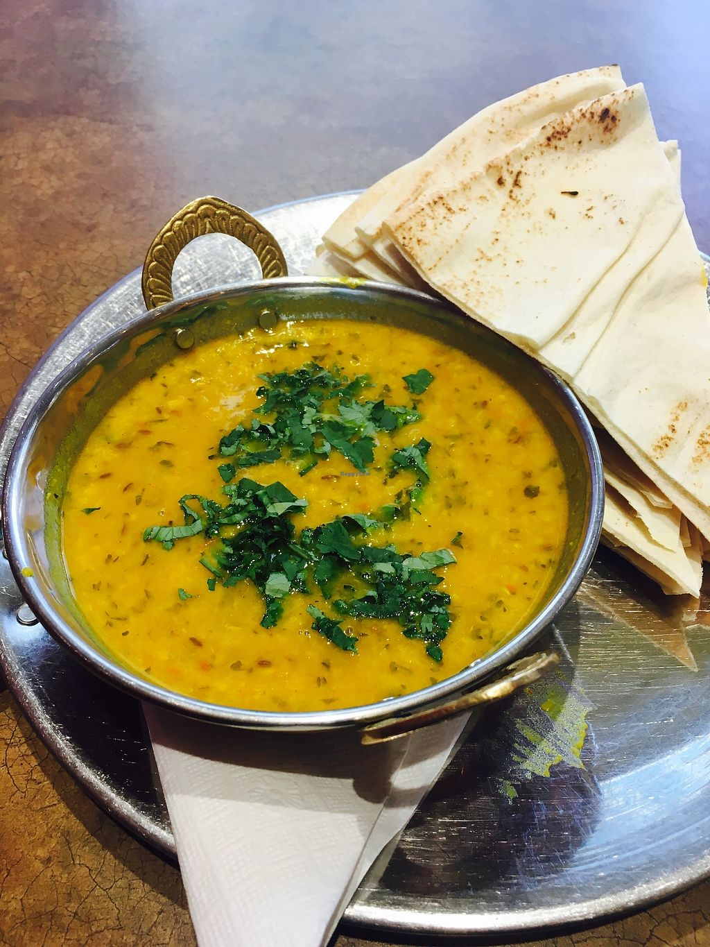 """Photo of Remedy Cafe - Downtown  by <a href=""""/members/profile/yegtina"""">yegtina</a> <br/>Lentil Dahl  <br/> January 3, 2018  - <a href='/contact/abuse/image/43481/342389'>Report</a>"""