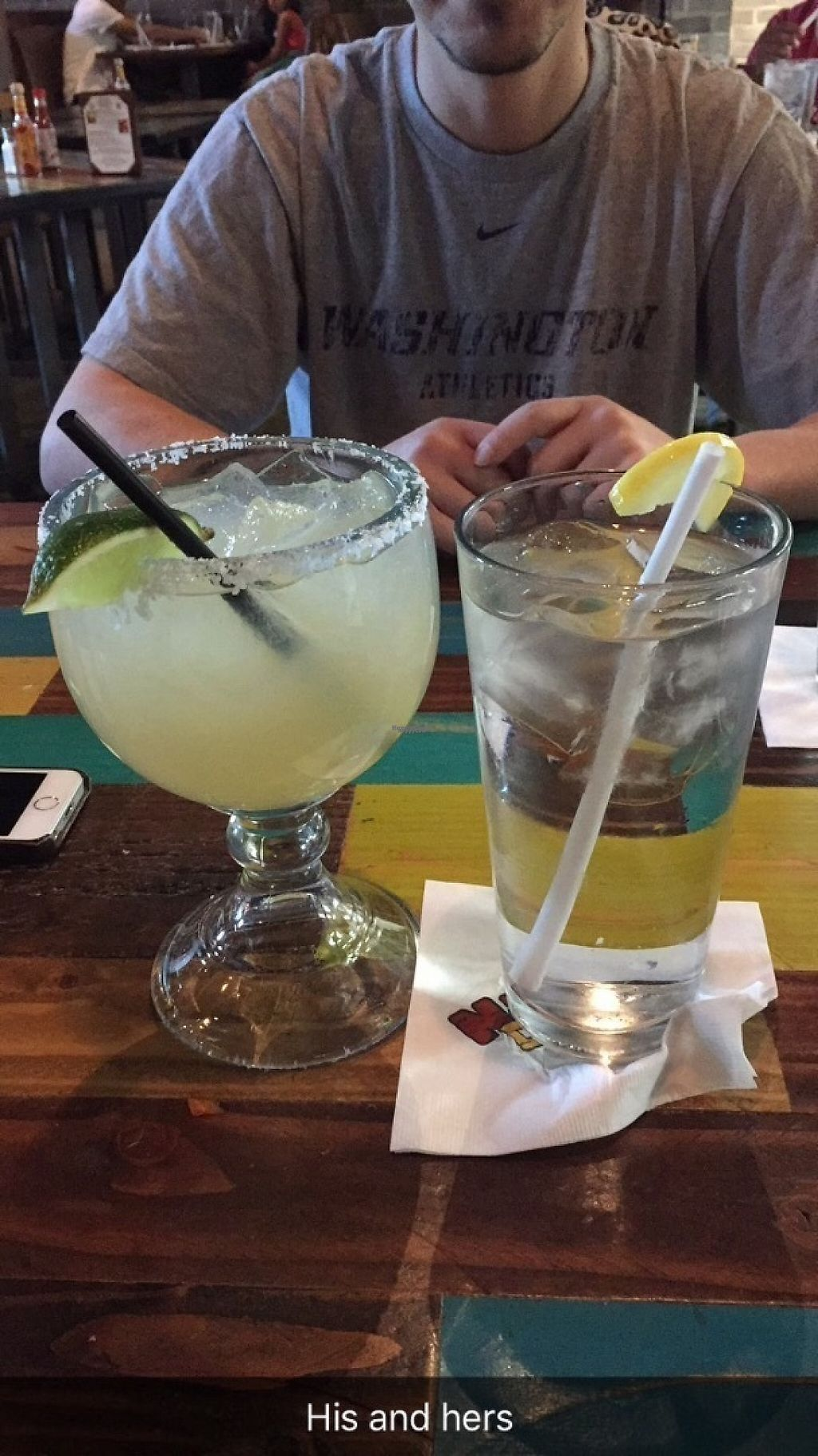 """Photo of Nacho Daddy  by <a href=""""/members/profile/AshleighWhitworth"""">AshleighWhitworth</a> <br/>Margaritas... one could argue the claim on """"the best"""" <br/> April 3, 2017  - <a href='/contact/abuse/image/43486/244351'>Report</a>"""