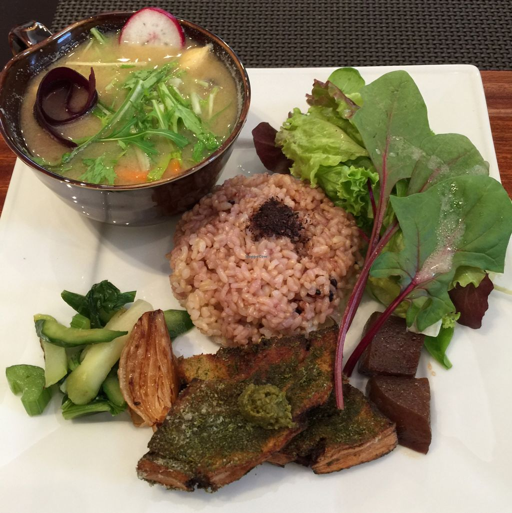 "Photo of CLOSED: Tao Vege Cafe  by <a href=""/members/profile/Mangoamy"">Mangoamy</a> <br/>Lunch  <br/> April 2, 2016  - <a href='/contact/abuse/image/43585/142329'>Report</a>"